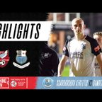 Scarborough Athletic vs Bamber Bridge   Extended HD Match Highlights