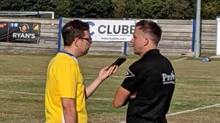 Mark Bentley Interview - Tuesday 24th September 2019