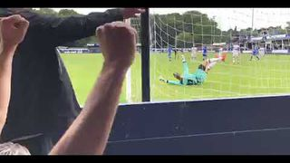 Goal Cam: Lee Williamson's goal vs. Port Vale