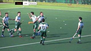 Cardiff University vs. Swansea University - Men's Welsh Varsity Hockey 2019