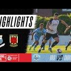Bamber Bridge vs Chorley | Extended HD match highlights