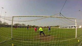 GOAL CAM: Squires Gate 1-0 Hanley Town