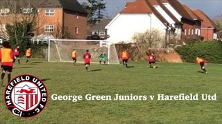 Hares Go Top Of The League After 8 Goal Thriller!