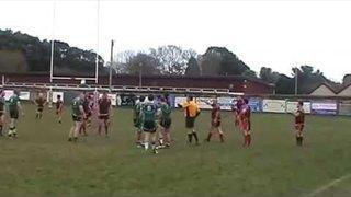 Sidmouth vs Chard 2nd Half