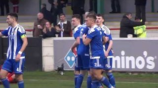 Worcester City 2 South Normanton Athletic 1