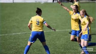 SWFA Ladies Cup Final Highlights