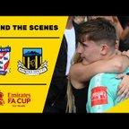 BEHIND THE SCENES | York City 3-0 Hebburn Town