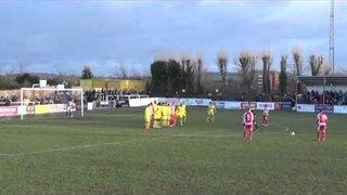 Stourbridge 1-0 Matlock Town - 31st January 2015