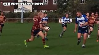 Old Cryptians v Ross-on-Wye (GRFU Level 9 Cup SF, 2018/19)