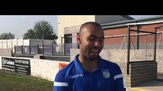 Frickley Athletic 2 v 0 Stocksbridge Park Steels - Jacob Hazel