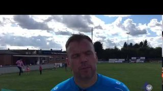 Wilkinson gives his thoughts on the defeat to Hemel Hempstead