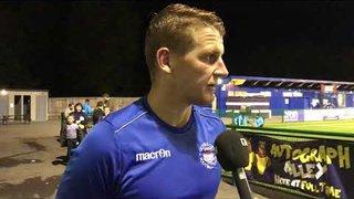 INTERVIEW - Joe Oastler after Hemel win