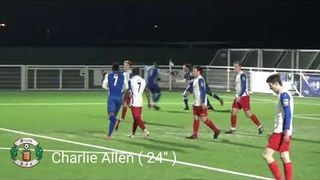 Grays Athletic FC v Aveley Fc Bostick North 23/1/19