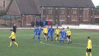 Bo'ness United v Burntisland Shipyard Match Highlights
