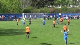 Musselburgh Athletic v Bo'ness United Match Highlights 12-05-19