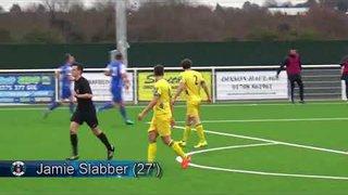 Grays Athletic fc v Hertford Town FC Goals 27/1/18