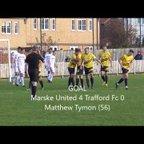 Marske United V Trafford NPLNW 10 10 20 Just the Goals