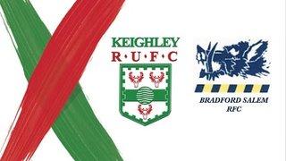 Bradford Salem RUFC v Keighley RUFC - Highlights
