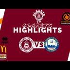 Highlights Braintree Town (H) - Vanarama National League South