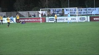 Belper Town 3 - 4 Rugby Town 15th September 2015 Highlights