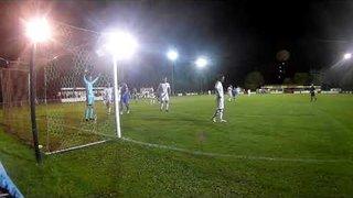 James Blunden makes it 3-1 for Stamford v Lincoln 02 09 19