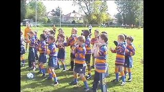 Blast from the past: 2003 Under 8 squad