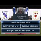 Cleethorpes Town v Glossop North End 01/10/19