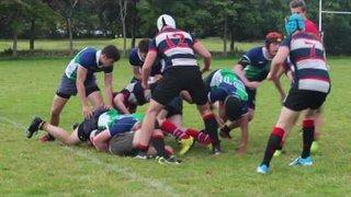 Aberdeen Wanderer U18's vs Mackie 03/09/16