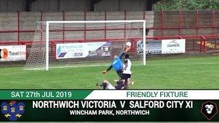 [NVTV][PRESEASON] Northwich Victoria Vs  Salford City XI [HIGHLIGHTS]