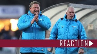 Hungerford Town (H) Reaction: Rod Stringer