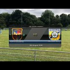 PONTEFRACT COLLIERIES VS FRICKLEY A.F.C | HIGHLIGHTS | 0-4 | PRE-SEASON FRIENDLY