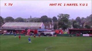 Hemel Hempstead Town v Hayes & Yeading United, 2014/15