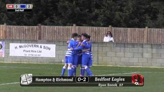 Middx 2016 Under 15s Final  Hampton & Richmond v Bedfont Eagles  Selected Highlights