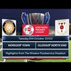 Worksop Town v Glossop North End 06/10/20