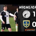 HIGHLIGHTS   Gateshead 1-0 Guiseley