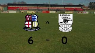 May and Baker FC Vs Basildon Town FC