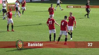 FCUM vs Witton Albion - Goals - 06/10/18