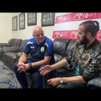 Carlton Town vs Bedworth United | Mark Harvey Interview