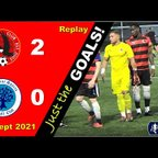 Just The Goals Vrs Spelthorne Sports FC Replay