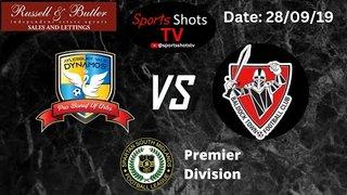 Aylesbury Vale Dynamos 4 Baldock Town 1