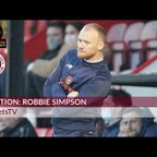 Robbie Simpson Post Billericay Town (A)