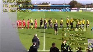 Gosport Borough v Hemel Hempstead Town, 2014/15