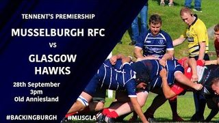 HIGHLIGHTS | Glasgow Hawks vs Musselburgh - Tennents Premiership 2019/20