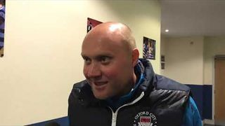 POST MATCH INTERVIEW - Oxford City 4-1 Dartford