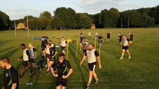 NAGRFC Training Time Lapse July 2016