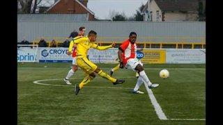 Goalcam: Sutton Common Rovers v Hanworth Villa