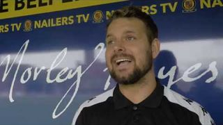 Grant Black - Post-match Interview - Belper Town 1-0 Stocksbridge Park Steels