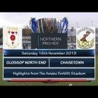 Glossop North End v Chasetown 16/11/19
