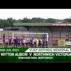 [NVTV][VAMT] Witton Albion Vs Northwich Victoria [HIGHLIGHTS]