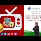 Post Match: Lloyd Blackman | East Grinstead Town 3-1 Whitstable Town